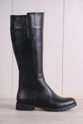 DE-1345(кожа чёрная).
