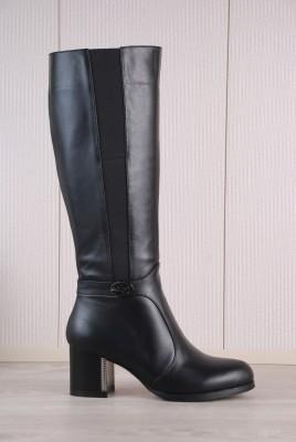 DE-6351(кожа чёрная)