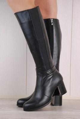 DE-6351(кожа чёрная.)