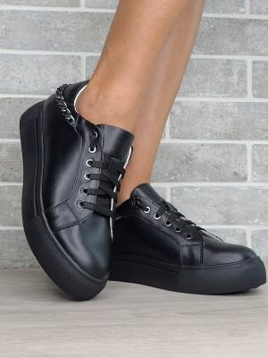 DE-1544(кожа чёрная)